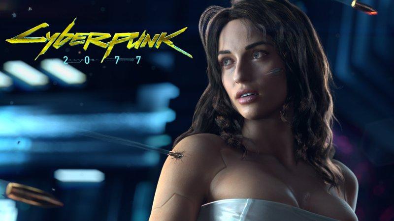 Ранний скриншот игры Cyberpunk 2077 - самой ожидаемой игры 2017 года
