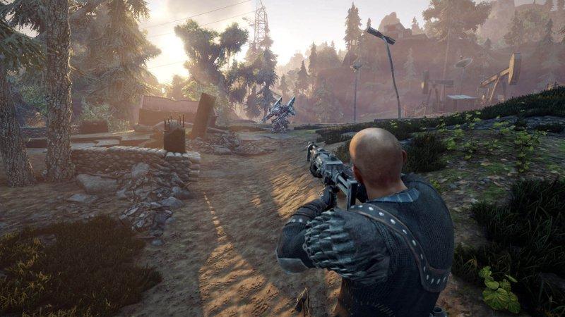 Скриншот игр Elex