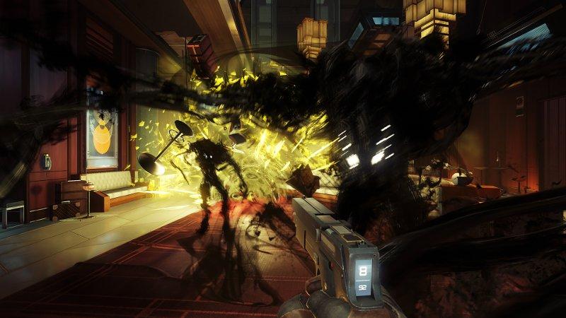 Скриншот из игры Prey образца 2017 года
