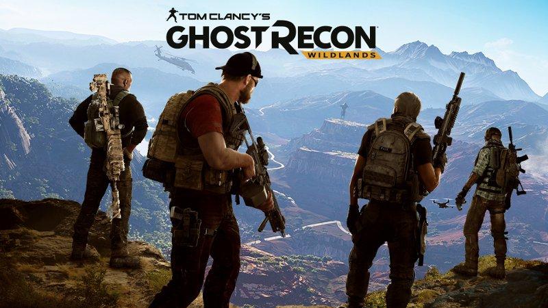 Постер игры Tom Clancy's Ghost Recon Wildlands, выход которой запланирован на осень 2017 года