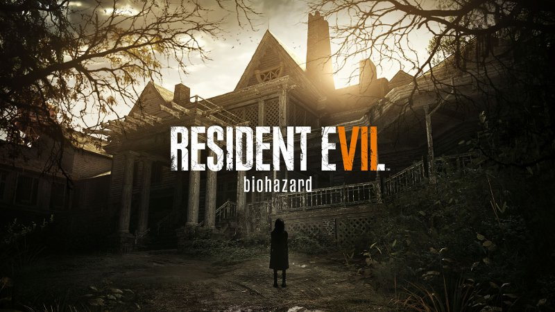 Постер игры Resident evil 7: Biohazard, выход которой намечен на начало 2017 года