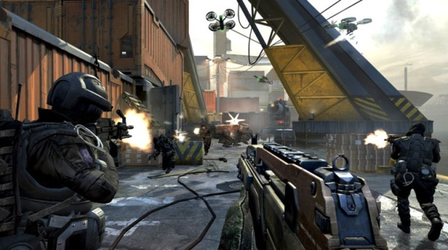 Call of duty: Black ops 2 игра на двоих (splitscreen) Playstation 3