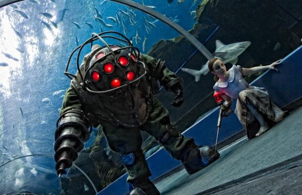 bio9 - Подборка косплея на игры