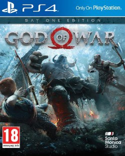 God of War 2019 на прокат для ps4 в Минске