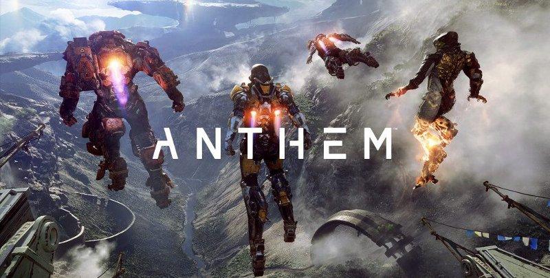 Постер игры Anthen - изображены бойцы в костюмах
