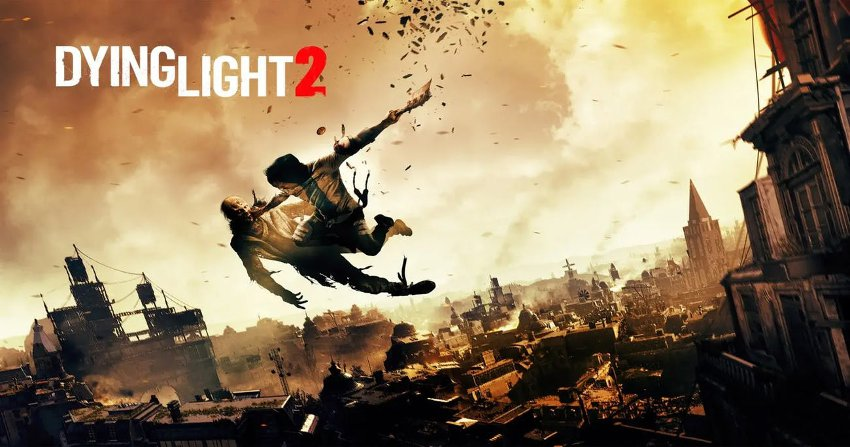 Постер игры Dying light 2