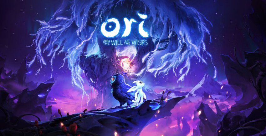Ori and the Will of the Wisps poster