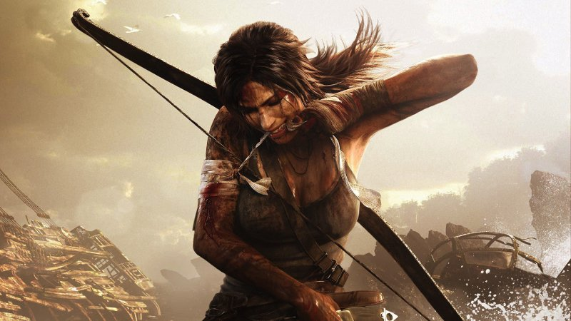 Скриншот игры Tomb Raider: Definitive Edition