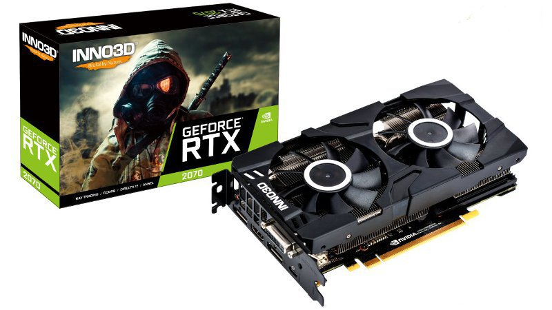 Видеокарта GeForce RTX 2070
