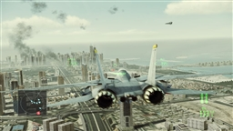 Ace Combat: Assault Horizon game screenshot - 1