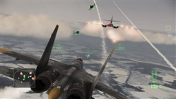 Ace Combat: Assault Horizon game screenshot - 3