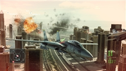 Ace Combat: Assault Horizon game screenshot - 2