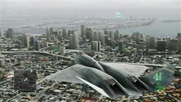 Ace Combat: Assault Horizon game screenshot - 4