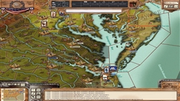 AGEOD's American Civil War: 1861-1865 - The Blue and the Gray screenshots - 2