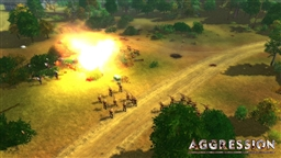 Aggression: Reign over Europe screenshots - 4