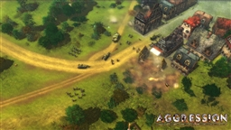 Aggression: Reign over Europe screenshots - 2