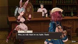 Скриншоты к игре Atelier Sophie: The Alchemist of the Mysterious Book - 5