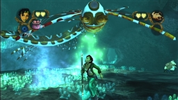 screenshot from Beyond Good and Evil HD - 2
