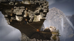 Скриншот игры Brothers a tale of two sons - 1