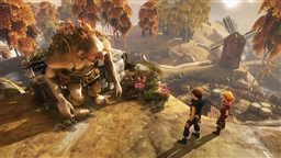 Скриншот игры Brothers a tale of two sons - 2