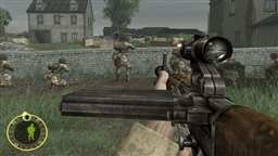 Brothers in Arms: Earned in Blood screenshot - 1