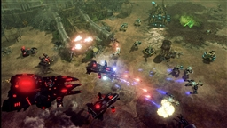 Command and Conquer 4 Tiberian Twilight screenshot - 5