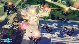 Command and Conquer 4 Tiberian Twilight screenshot - 3
