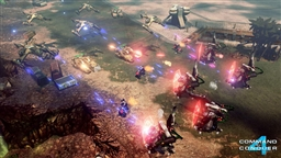 Command and Conquer 4 Tiberian Twilight screenshot - 4