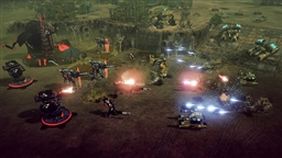 Command and Conquer 4 Tiberian Twilight screenshot - 2