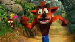 Crash Bandicoot N. Sane Trilogy - 5
