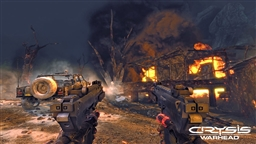 Crysis Warhead screenshot - 3