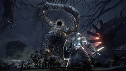 Скриншот к игре Dark Souls III: The Ringed City - 2