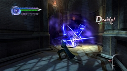 Скриншот игры Devil May Cry 4 Special Edition - 2