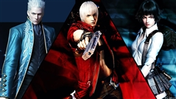 Скриншот к игре Devil May Cry HD Collection - 2