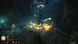 Скриншот игры Diablo III Ultimate Evil Edition - 2