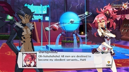 Скриншот игры Disgaea 5 Alliance of Vengeance - 3
