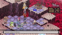 Скриншот игры Disgaea 5 Alliance of Vengeance - 1