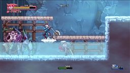 Скриншоты к игре Dragon Marked For Death - 2