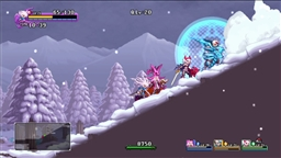 Скриншоты к игре Dragon Marked For Death - 7