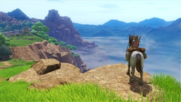 Скриншоты к игре DRAGON QUEST XI: Echoes of an Elusive Age - 13