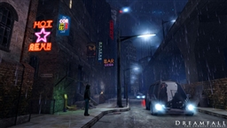 Dreamfall: The Longest Journey screenshot - 3