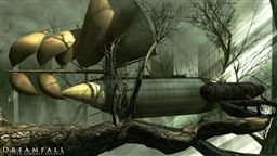 Dreamfall: The Longest Journey screenshot - 2