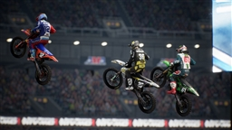 Скриншоты к игре Energy Supercross - The Official Videogame 3 - 1