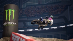 Скриншоты к игре Energy Supercross - The Official Videogame 3 - 2