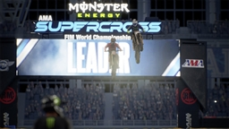 Скриншоты к игре Energy Supercross - The Official Videogame 3 - 4