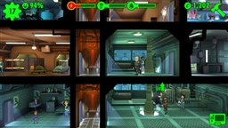 Скриншоты к игре Fallout Shelter - 5