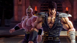 Скриншоты к игре Fist of the North Star: Lost Paradise - 6
