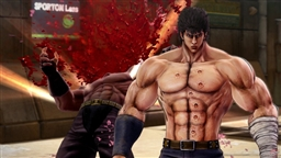 Скриншоты к игре Fist of the North Star: Lost Paradise - 5