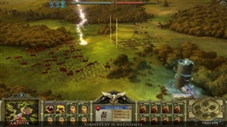 Скриншот к игре King Arthur - The Role-playing Wargame - 3