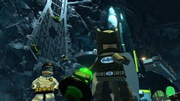 Скриншот игры LEGO Batman 3 Beyond Gotham - 2